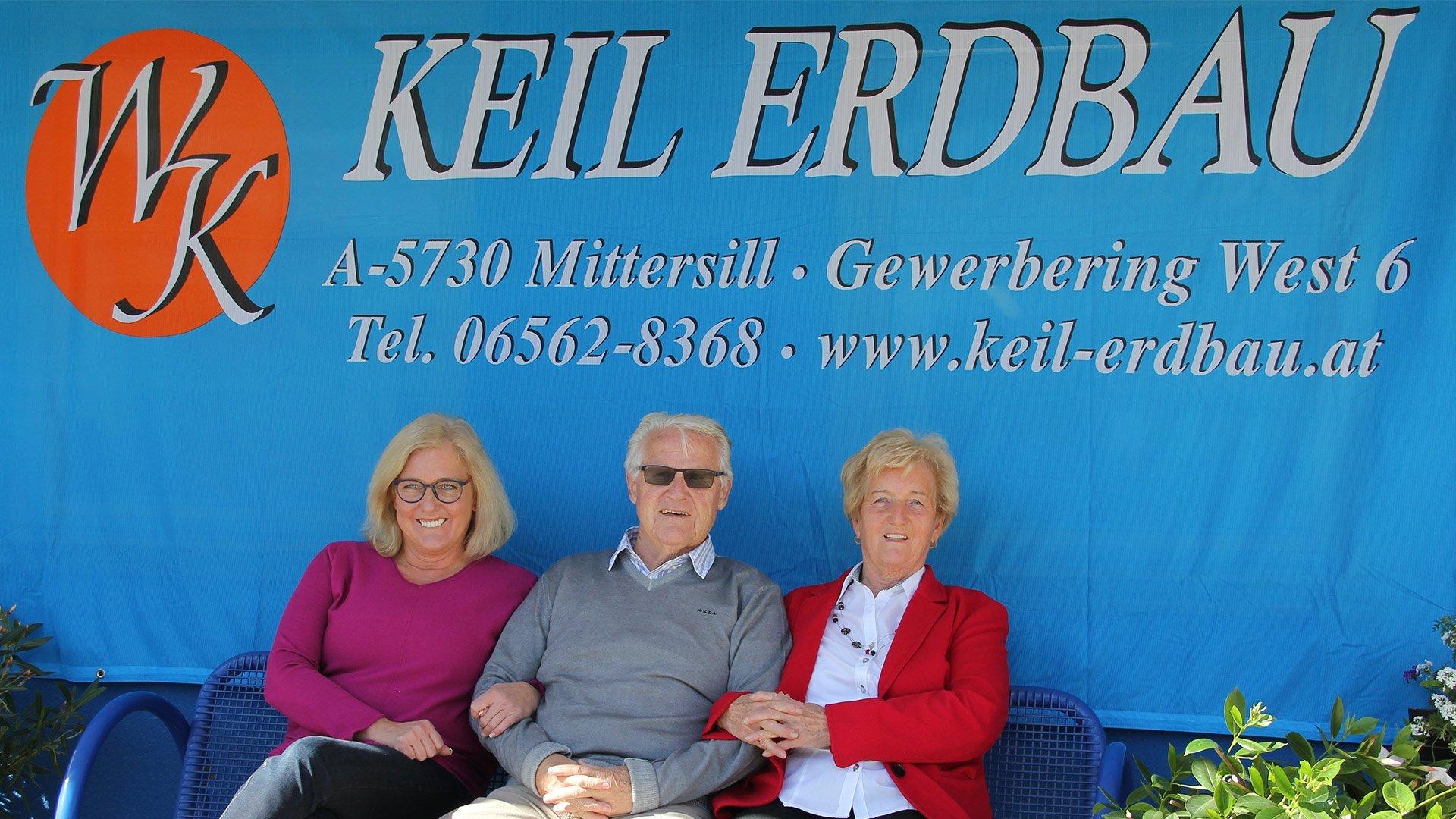 Walter Keil Transporte und Erdbewegungen